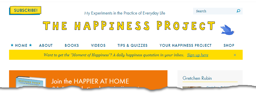 good-author-website-example-happinessproject