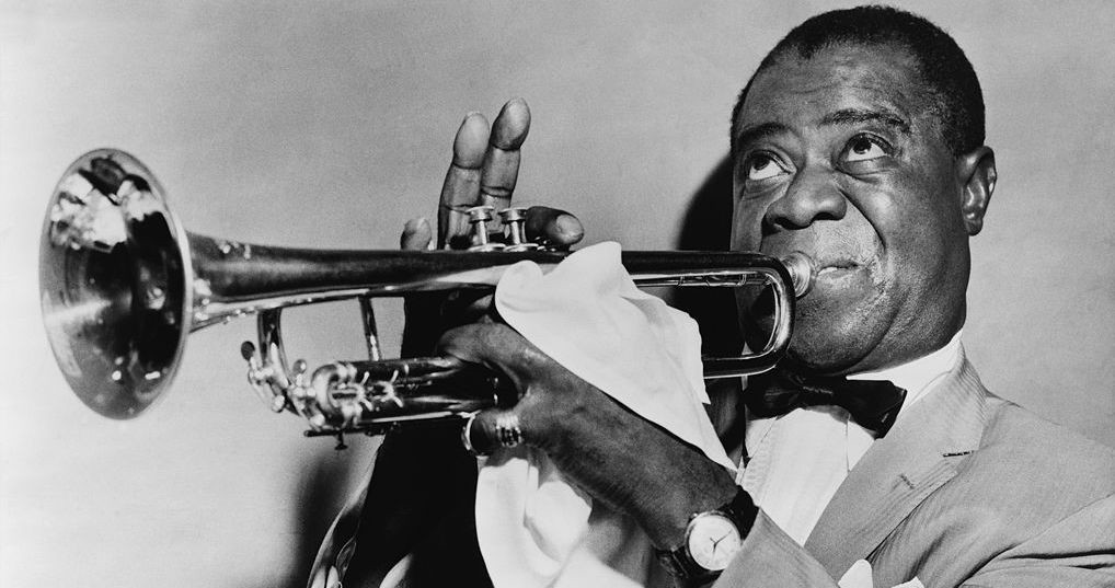 "Louis Armstrong popularized the song ""Butter and Egg Man."""