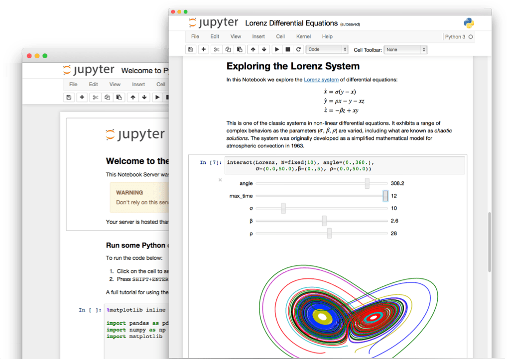 JupyterLab is the data science UI we have been looking for