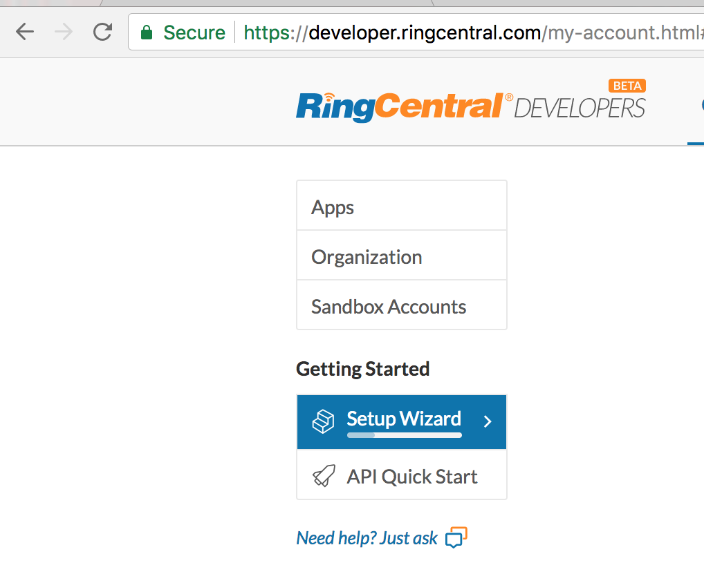 Latest Glip Bot Provisioning Flow - RingCentral Developers