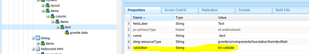 Easily achieving Dialog Validations in AEM Touch UI