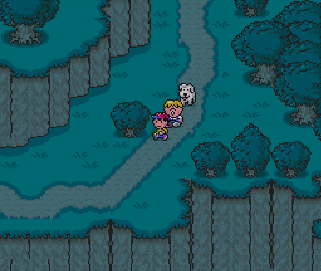 The Kind Game — An Example from Earthbound - Rech's