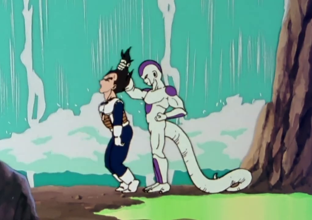 Vegeta and the 5 Stages of Grief - Victor C - Medium