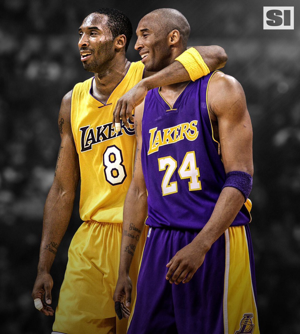 outlet store bd7f0 d16a2 Which Kobe was better? №8 or №24? - Brad Callas - Medium