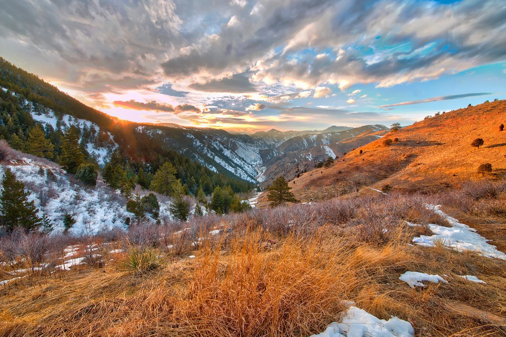 The Challenge of the Golden Hour in Colorado - 22 West