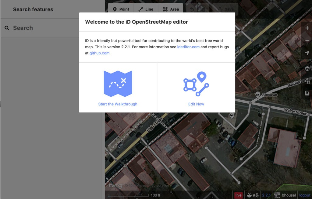 A friendlier introduction to editing OpenStreetMap - Points