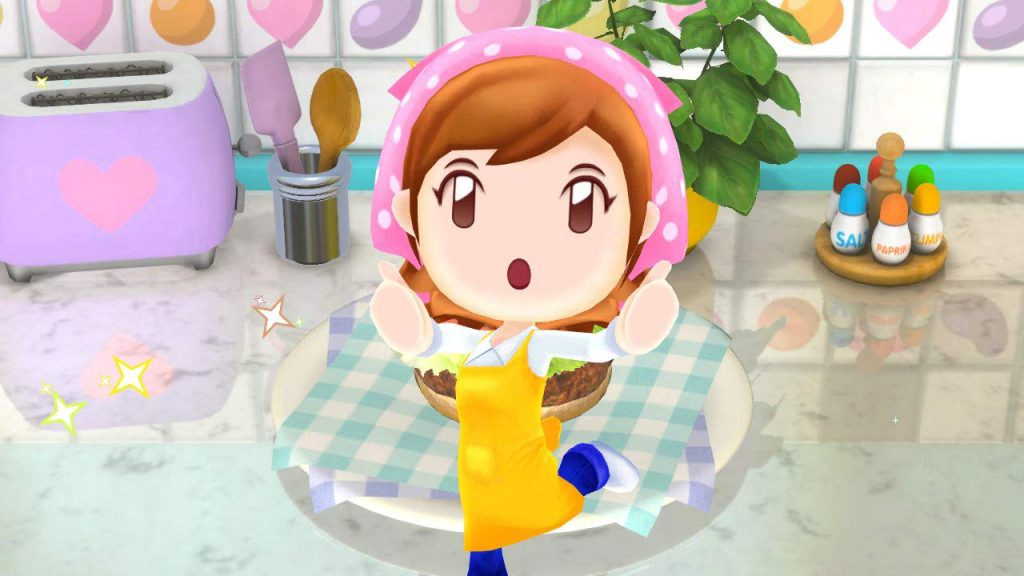 Cooking Mama Home to Mama / Cookstar for the Nintendo Switch