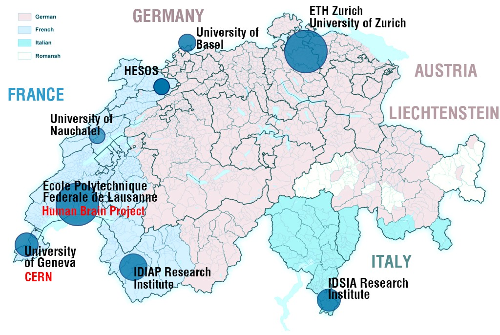 Canvassing Switzerland's AI Landscape - SyncedReview - Medium
