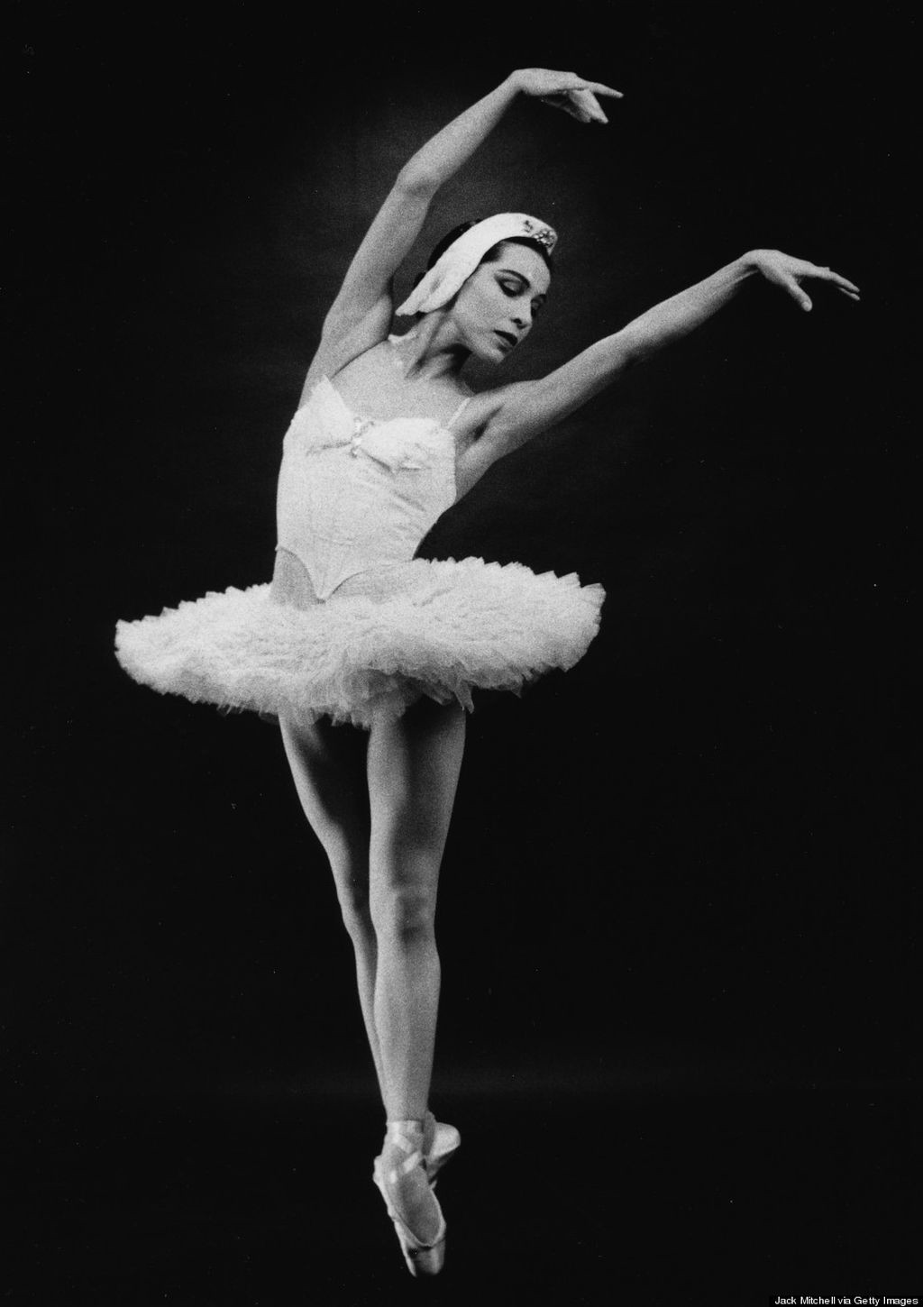 Maria Tallchief — America's First Major Prima Ballerina | by Jeff ...