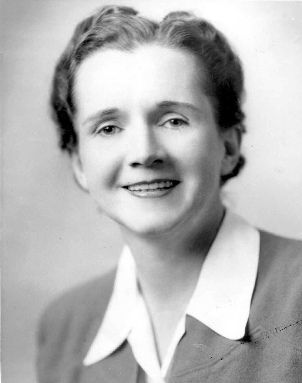 A picture of Rachel Carson taken from herWikipedia page