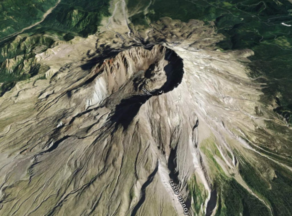 Bringing 3D terrain to the browser with Three js - Points of