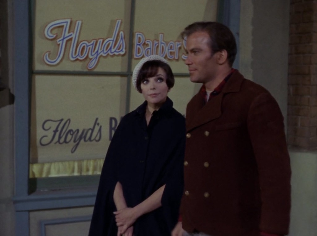 Star Trek Episode Review 1 28 The City On The Edge Of Forever By Patrick J Mullen As Vast As Space And As Timeless As Infinity Medium