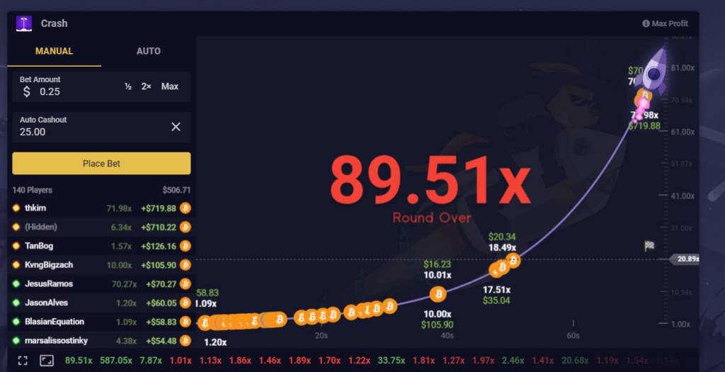 How to Play Roobet Crash Game. Online gambling could be sometimes very…   by Melissa   Aug, 2020   Medium