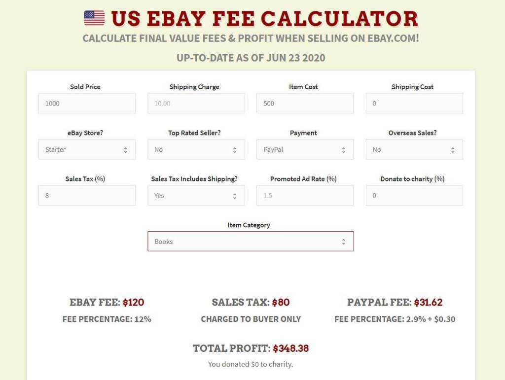 15 Best Ebay And Paypal Fees Calculators The Complete List 2020 By Emoney Fellows Jul 2020 Medium