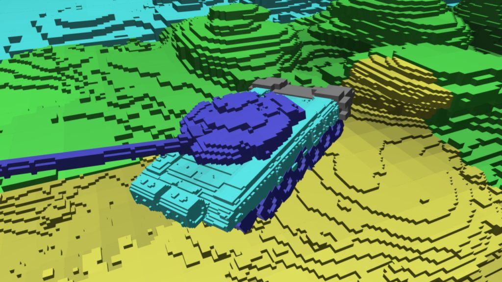 How Voxels Became 'The Next Big Thing' - 80Level - Medium