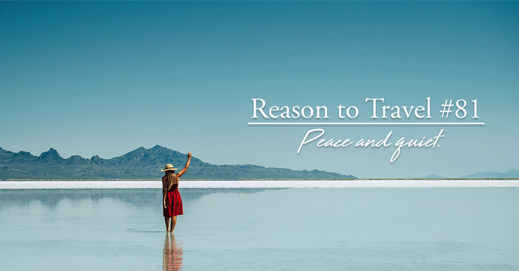 9 Reasons You Would Like To Travel More