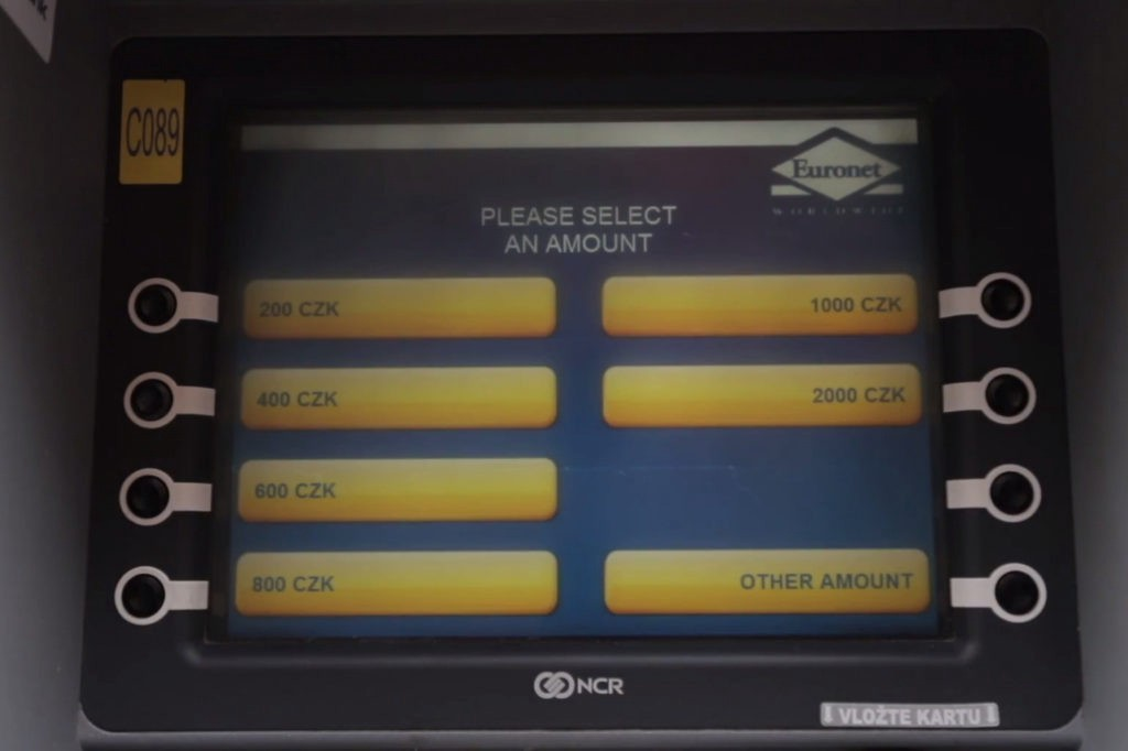 With or Without Conversion: How ATMs Get Foreigners to Take