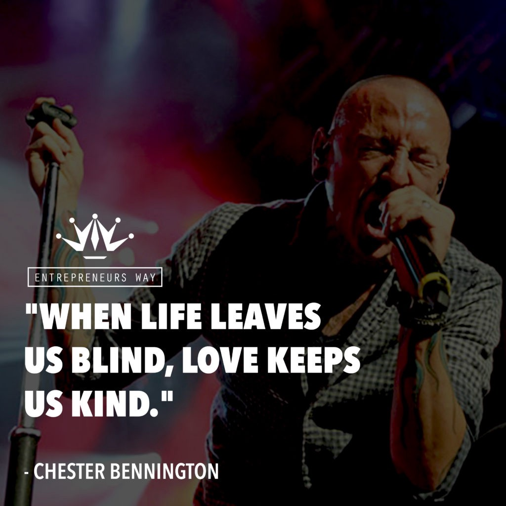 A Legacy to Remember — 16 Memorable Quotes by Linkin Park's