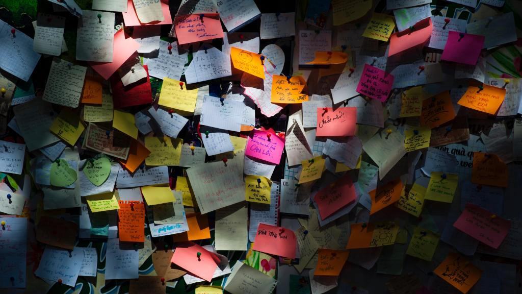 Why Do We Love Sticky Notes A Sticky Note Is A Small Rectangular By Epiphany A Product Discovery Platform Ux Planet