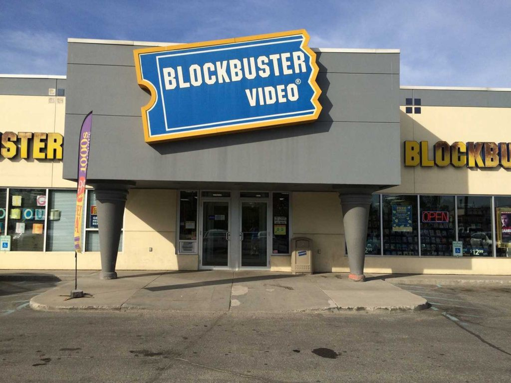 Blockbuster video failed to survive while Netflix continues to thrive.