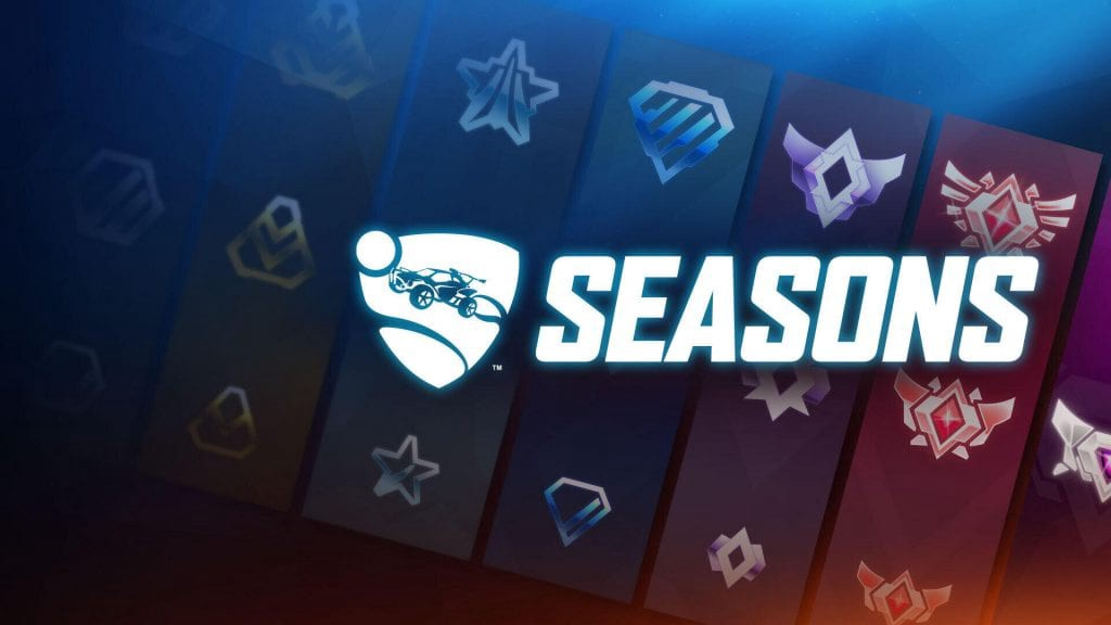 Rocket League seasons after Going free to Play