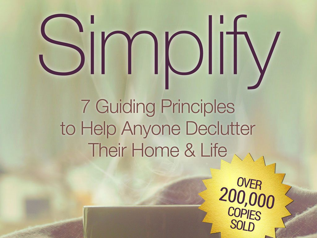Sloww Simplify eBook Joshua Becker