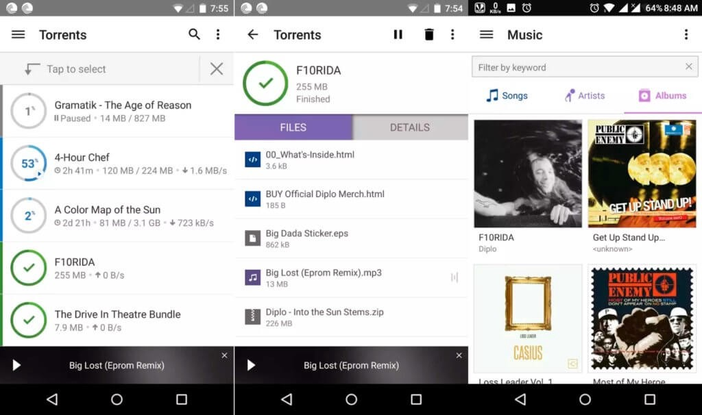 Best Free Torrent Downloader apps for Android - Bigtricks in