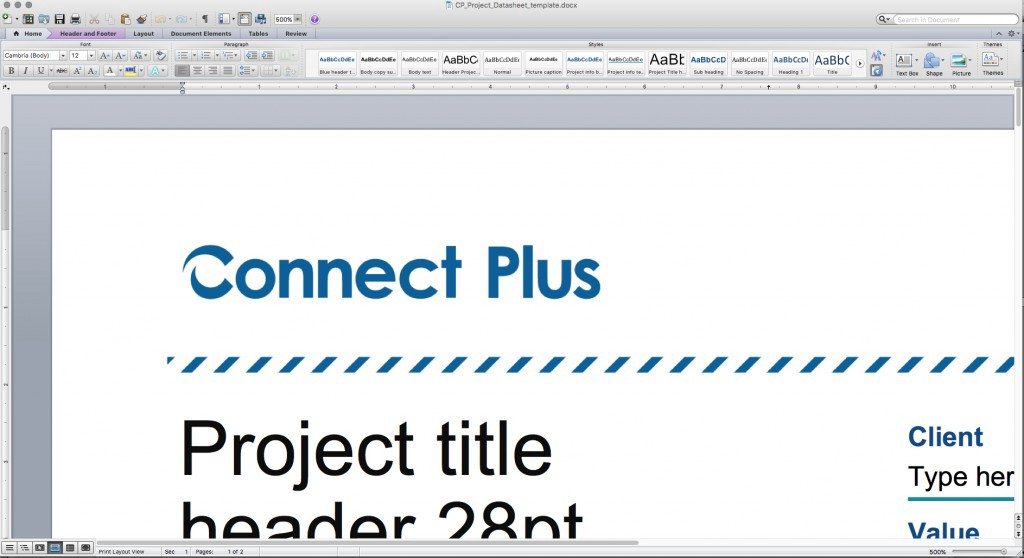 10 tips for branded Word documents - Make Complex Simple