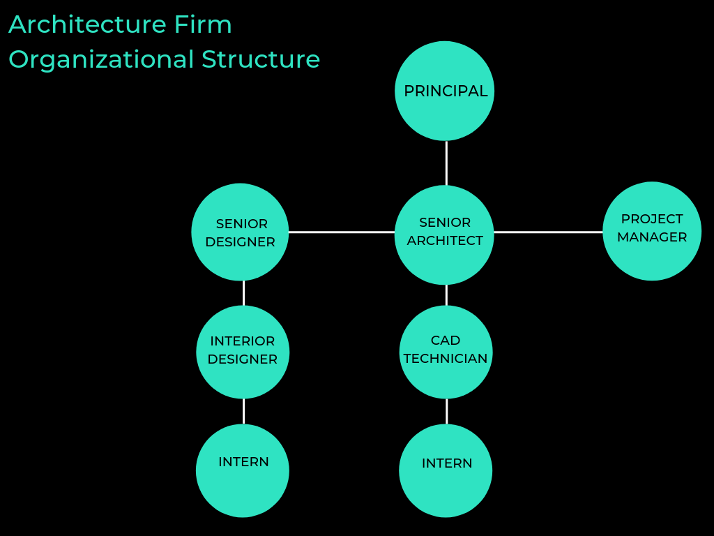 Architectural Firm Organizational Structure