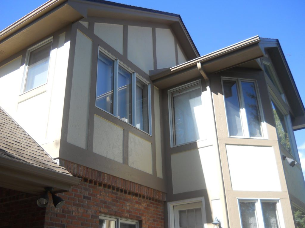 How To Correctly Prep Exterior Trim For Painting Eco Paint Inc