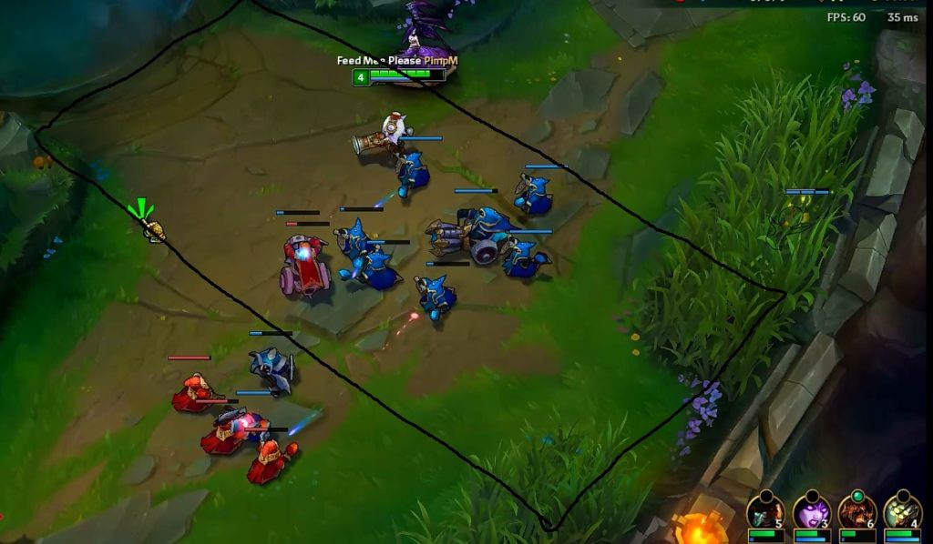 How to Properly Position as ADC in League of Legends + TIPS