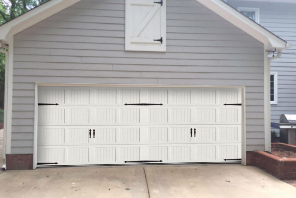 Bon How To Add Windows To An Existing Garage Door   Robert ...