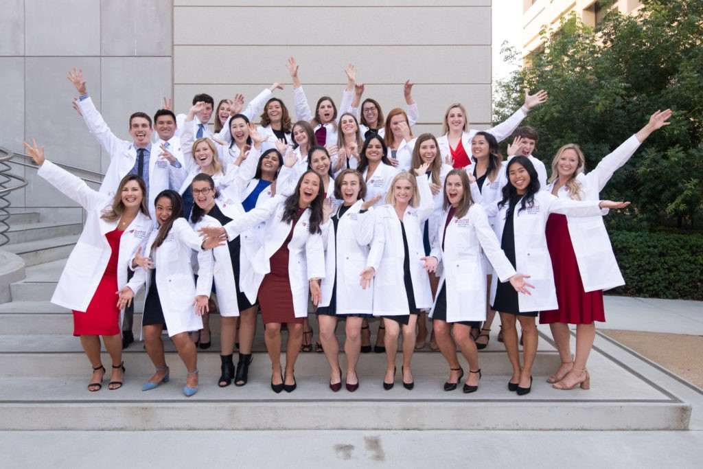 Stanford Medical School Students