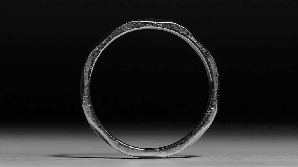 The iron ring.