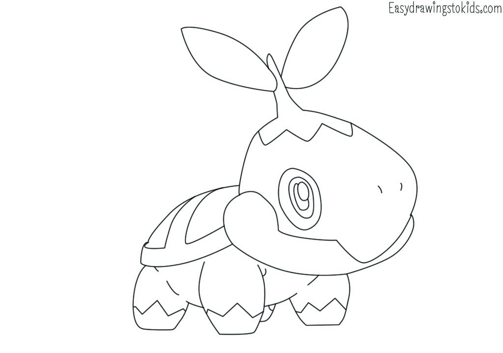 Top 30 Popular Pokemon Coloring Pages With Name Pokemon Drawings By Artist Mind Medium