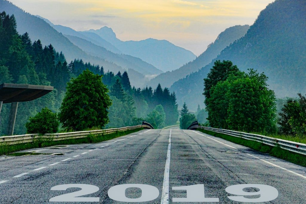 road with 2019