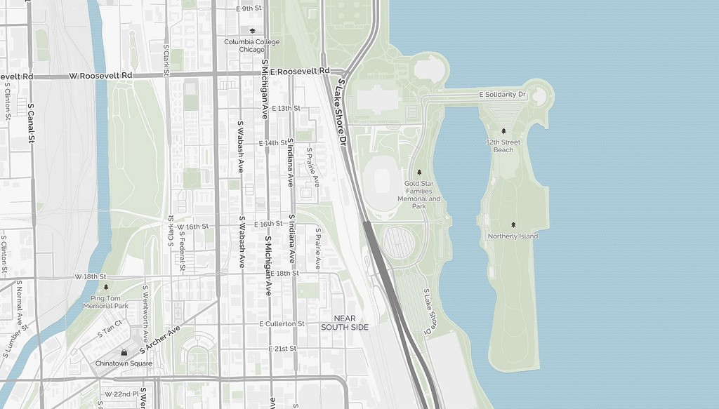 Behind the MapQuest map - Points of interest on yahoo! maps, google maps, bing maps,
