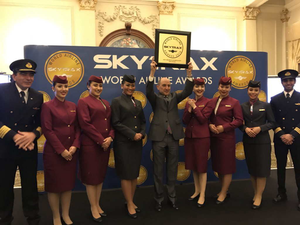 Skytrax Airline Awards 2018: World's Best Airlines - ASAP