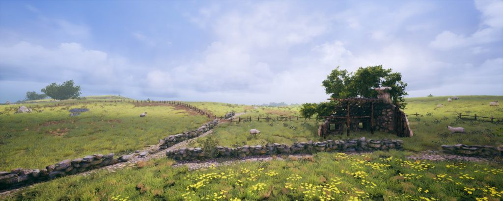 Yorkshire Dales: Large Scale Environment Building - 80Level