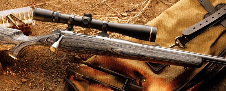 Kimber Adirondack 308 Rifle Review - Sporting Gear For