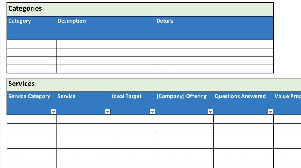 The Service Model Canvas Template - Leo Morejon