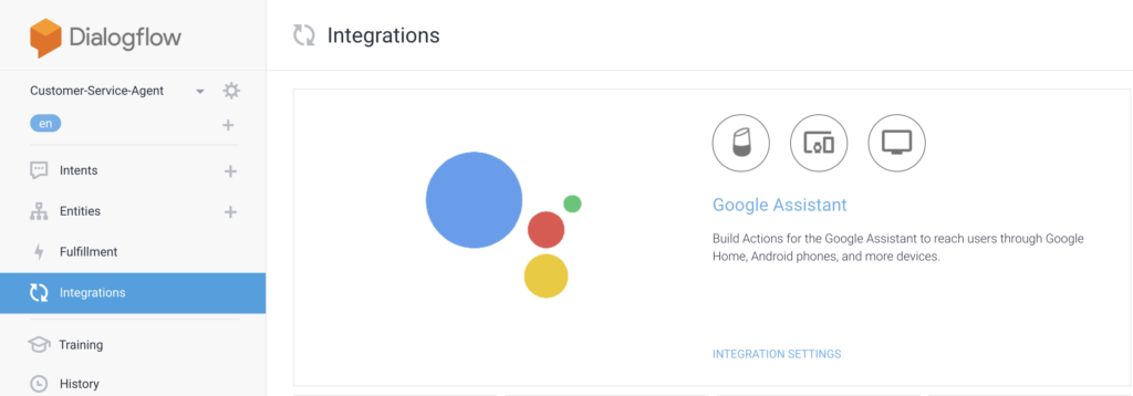 How to build an App for Google Assistant using Dialogflow