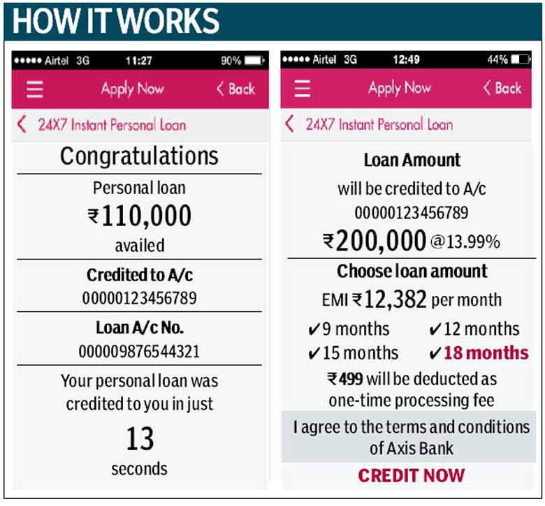 How To Get Instant Paperless Personal Loan Through Mobile App Axis Bank By Yoyomoneysingh Medium