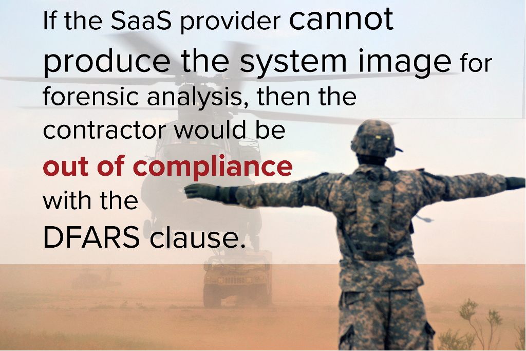 Where Should I Deploy for DFARS 7012 Compliance? Office 365