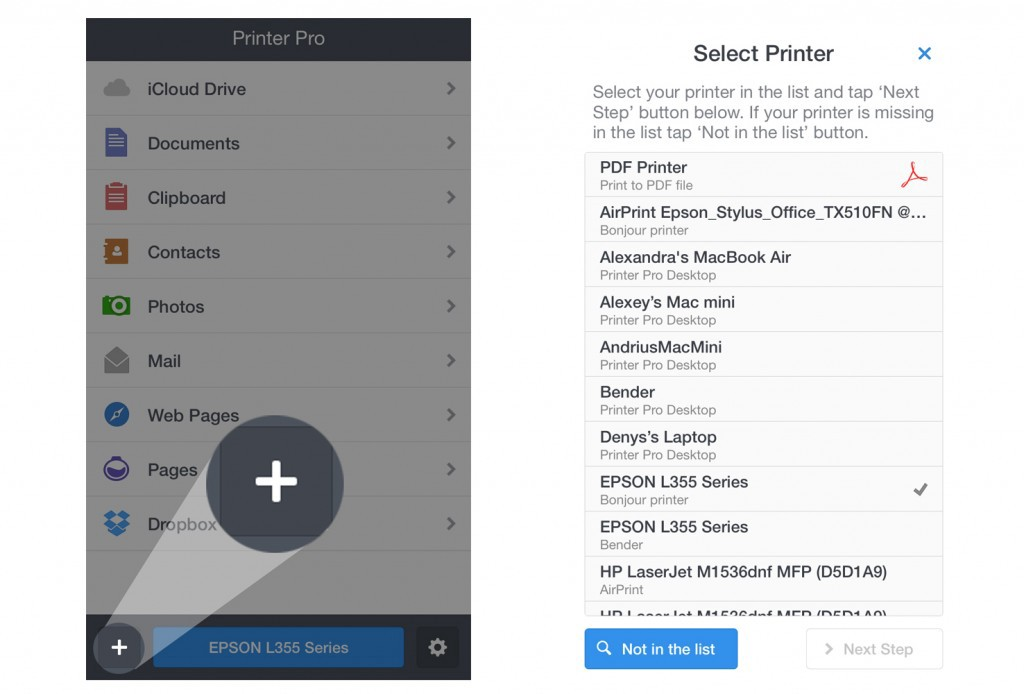 How To Print From Your iPhone Like A Pro - Readdle - Medium