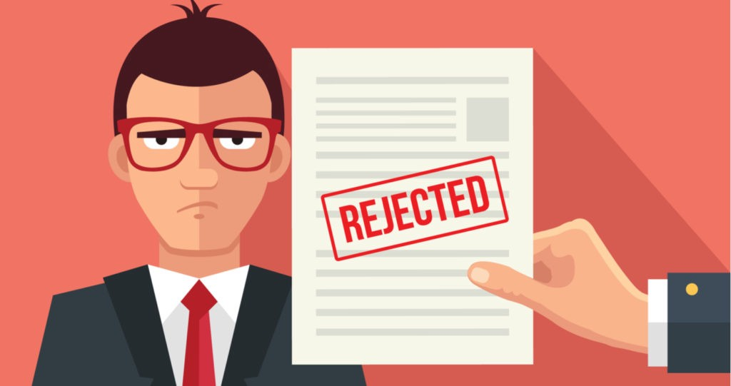 overcoming sales rejection
