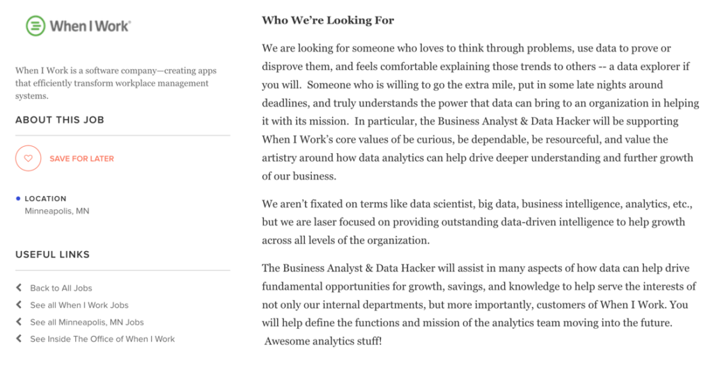 Analytics Jobs at Startups and How to Find Them - Towards