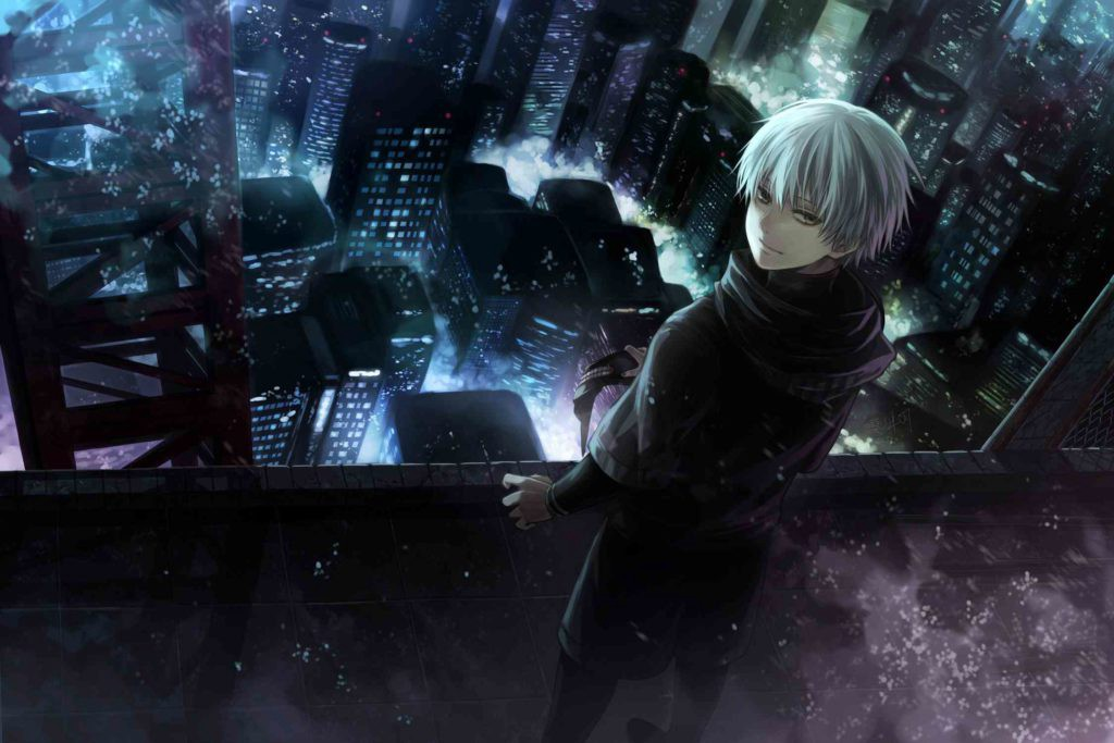 Tokyo Ghoul Hd Wallpaper You Can Download Many Types Of By Wallpaperdunia Medium