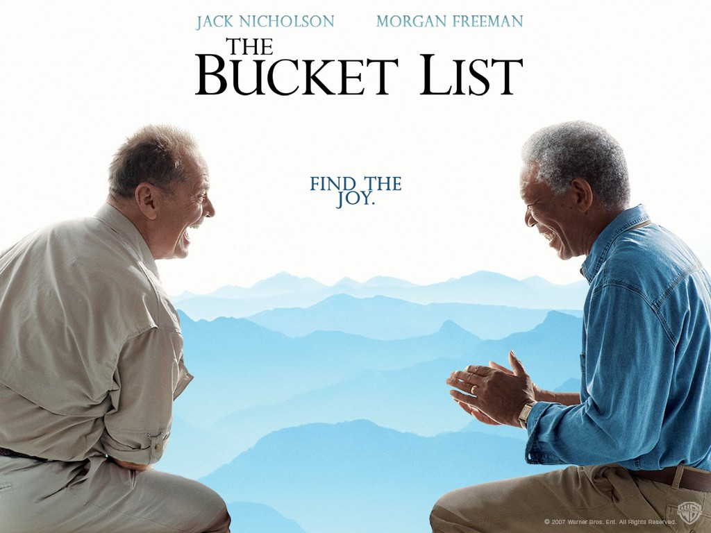 7 Life Lessons From The Movie The Bucket List By Michael Riley The Ascent Medium