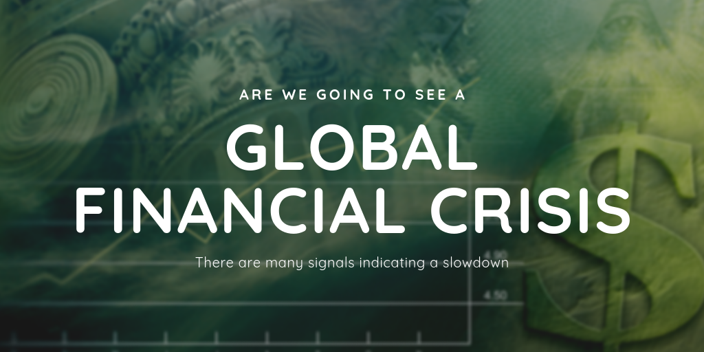 Is There A Global Financial Crisis Ahead? - ALTCOIN MAGAZINE